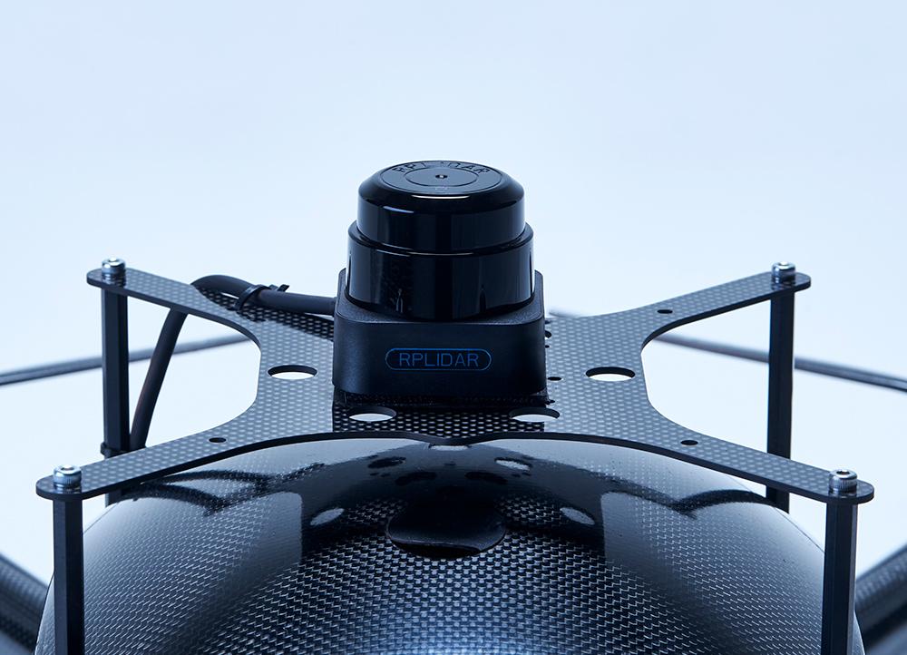 Visual SLAMとLiDARの組み合わせによる自律飛行