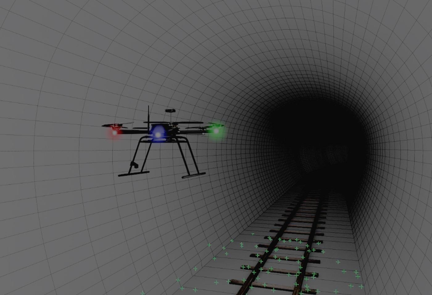 鉄道構造物の効率的な保守・管理を実施