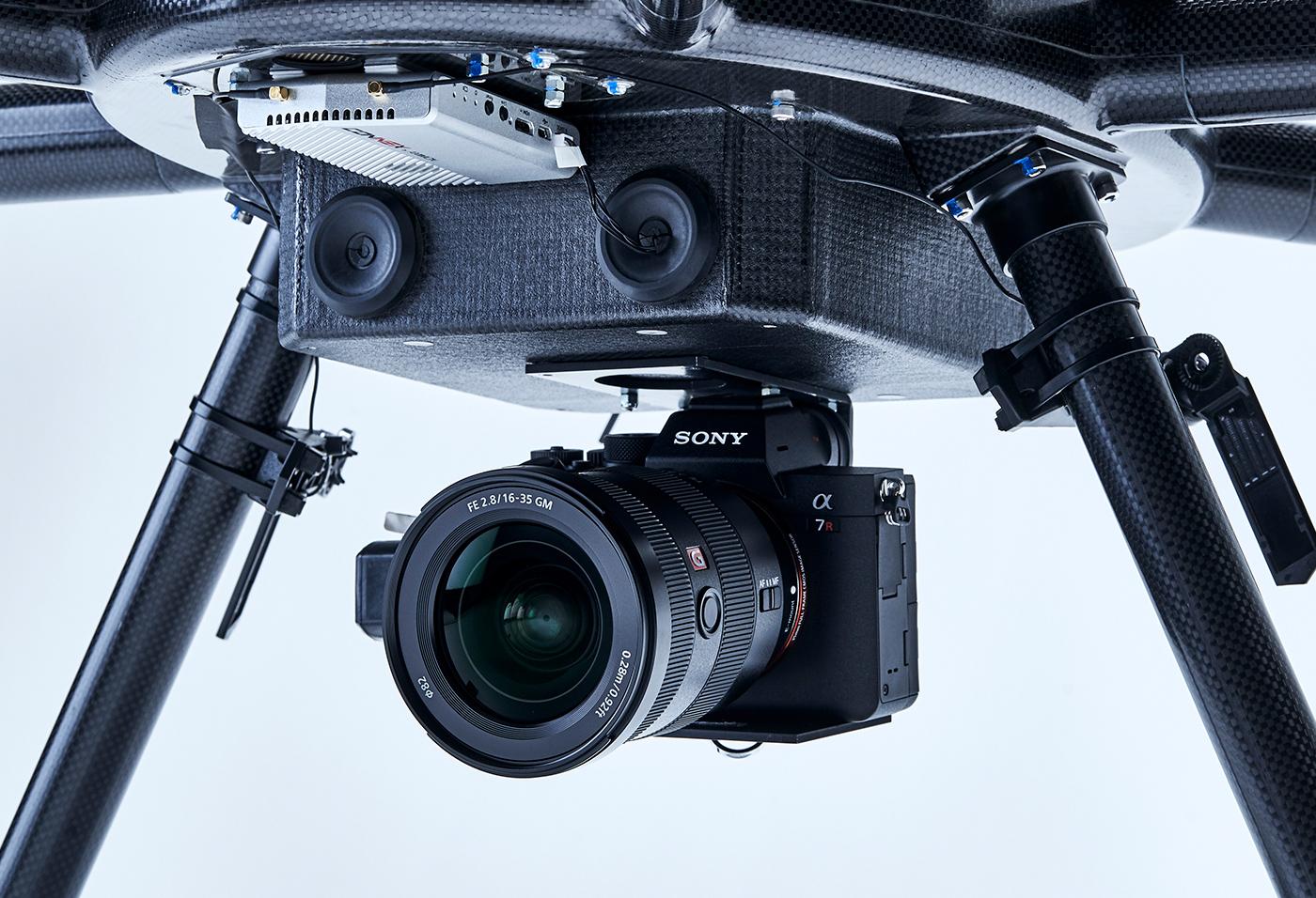 高画質カメラ
