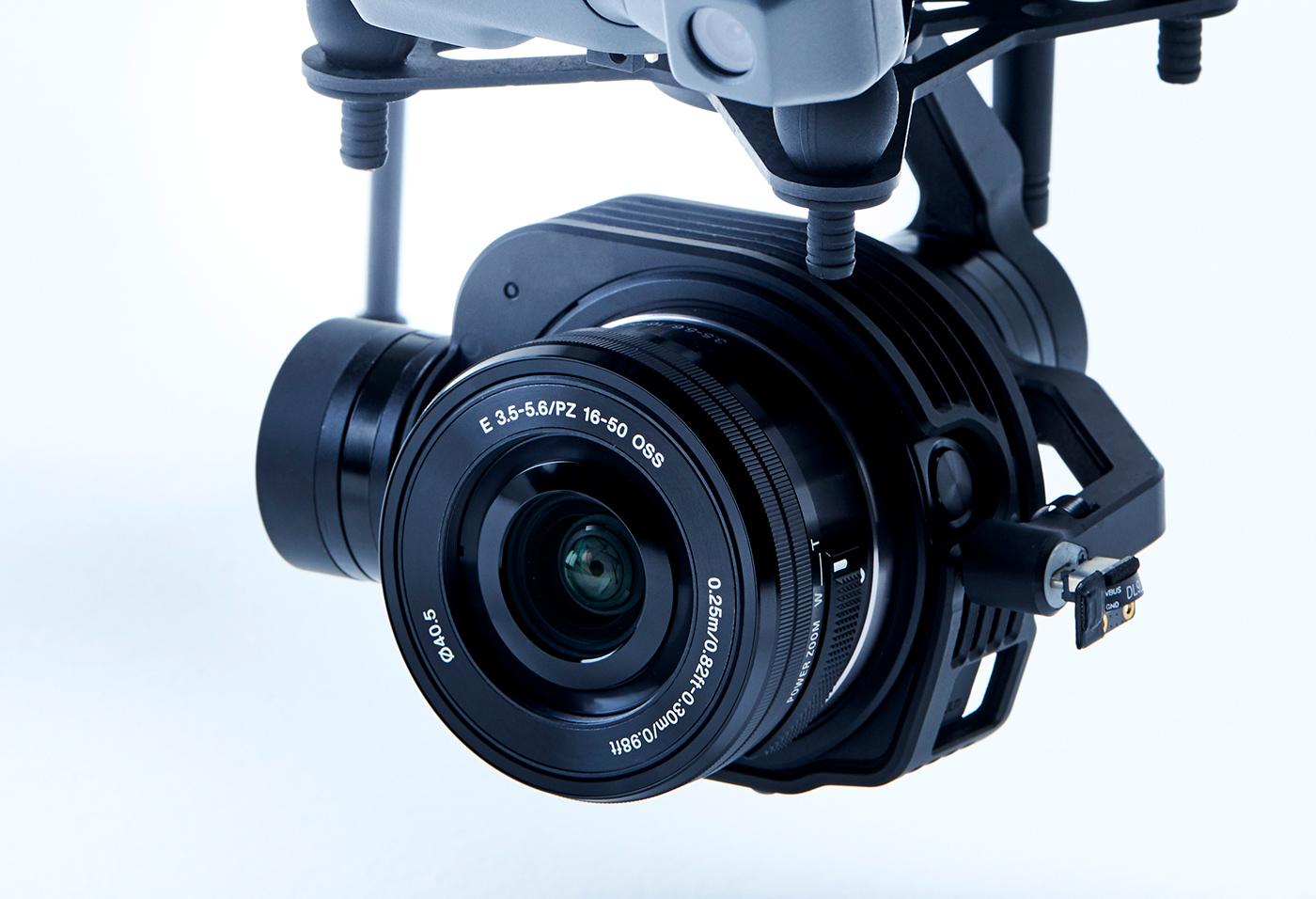 小型高解像度カメラ