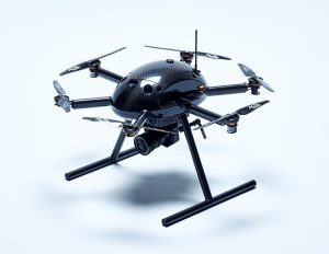Wind turbine inspection drone