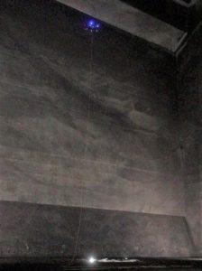 商船三井とACSL、国産ドローンによる暗所で電波が届かない船倉内の自律飛行点検に成功