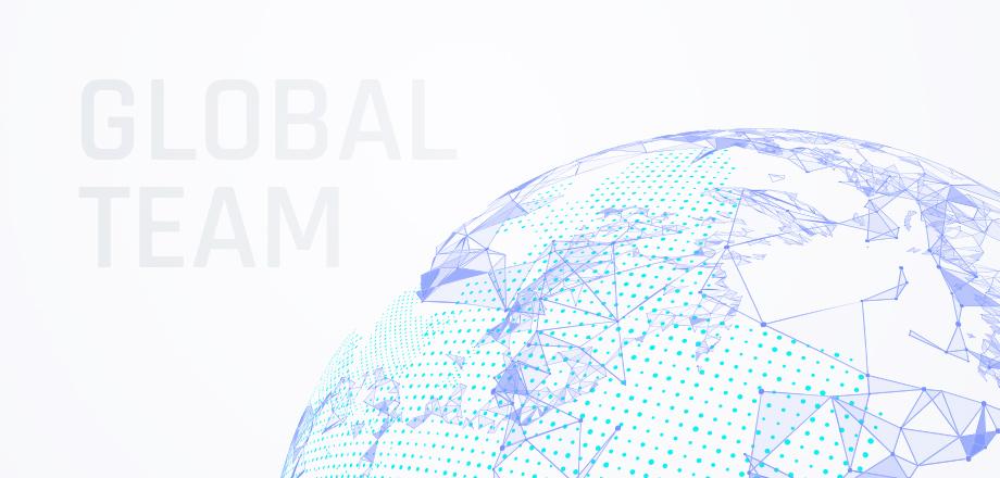 ACSLはグローバルなチーム編成
