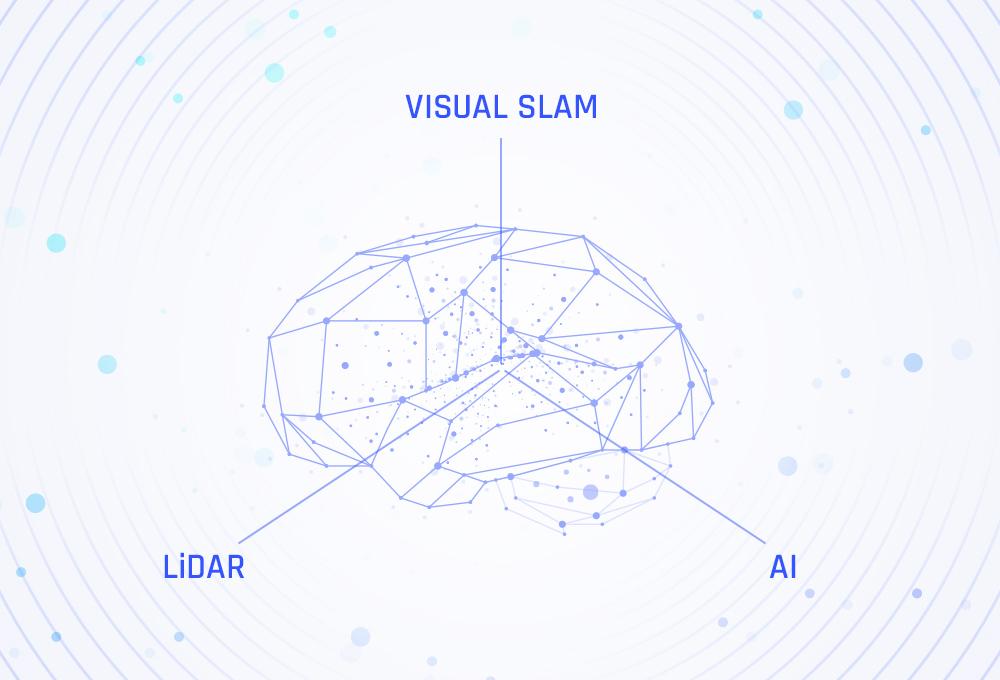 複数センサーに対応した環境認識